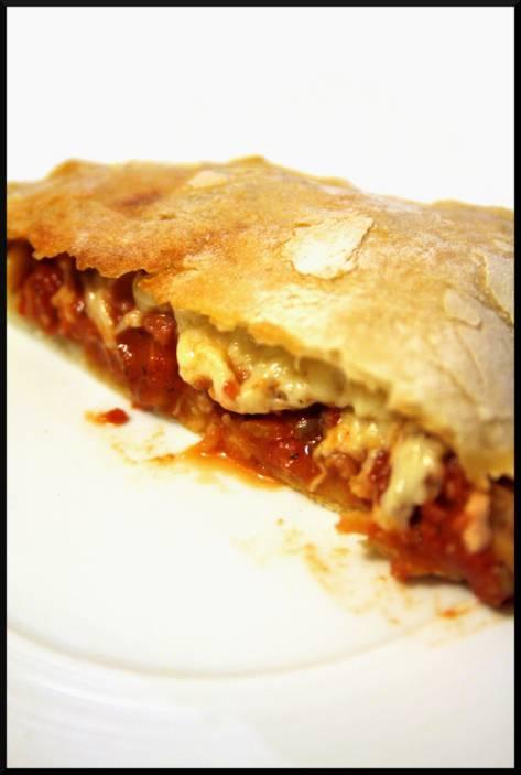 Calzone (pizza soufflée)
