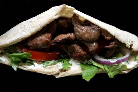 Kebab maison