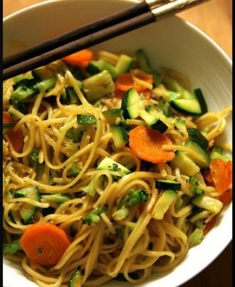 Shop suey aux légumes