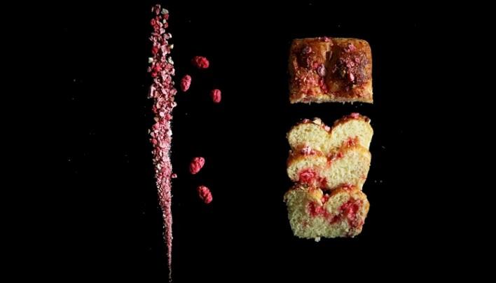 Brioche aux pralines roses ou Saint-Genix