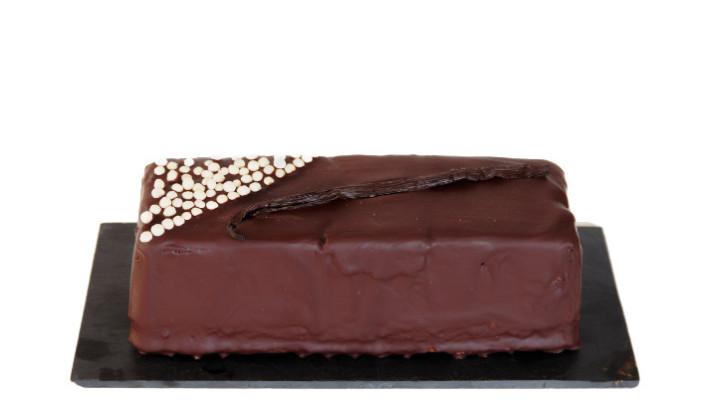Cake marbré vanille-chocolat inspiré par Laurent Jeannin