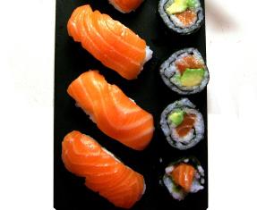 Confection de sushi (vidéo)