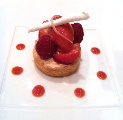 Un délicieux moment chez Jean-Luc Tartarin, restaurant 2 étoiles au Havre