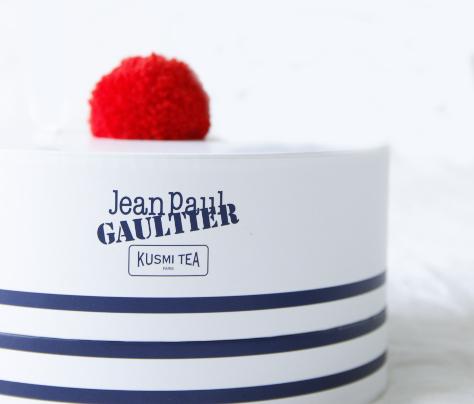 Jeu Concours Kusmi Tea by Jean-Paul Gaultier