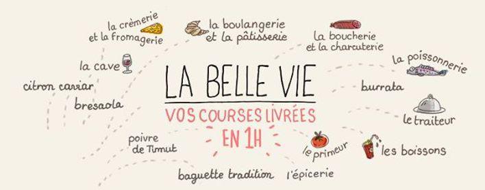 «La Belle Vie», livré en 1h
