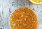 Jus orange-carotte-passion